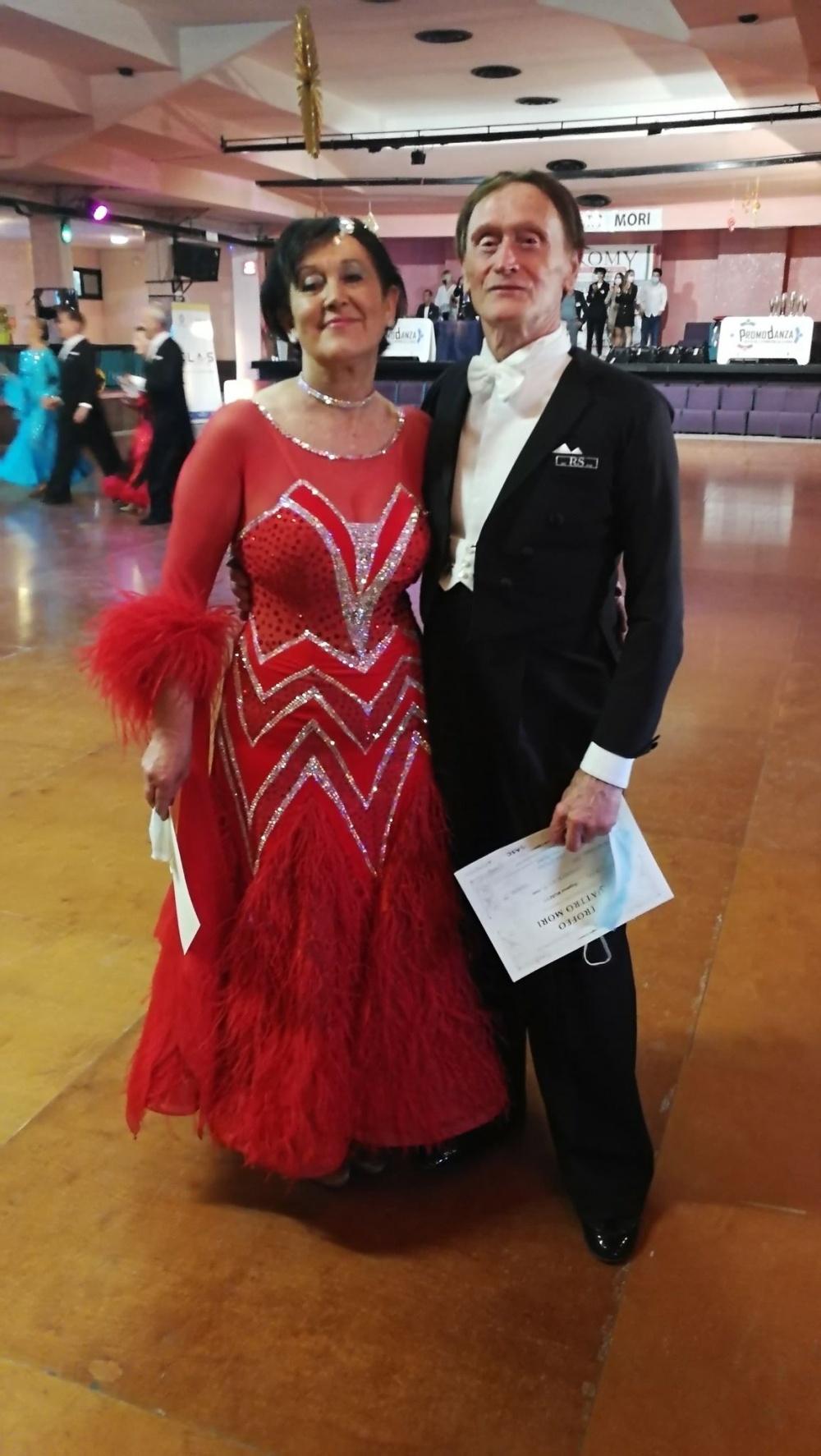 Antonio ed Eugenia Trofeo 4 Mori
